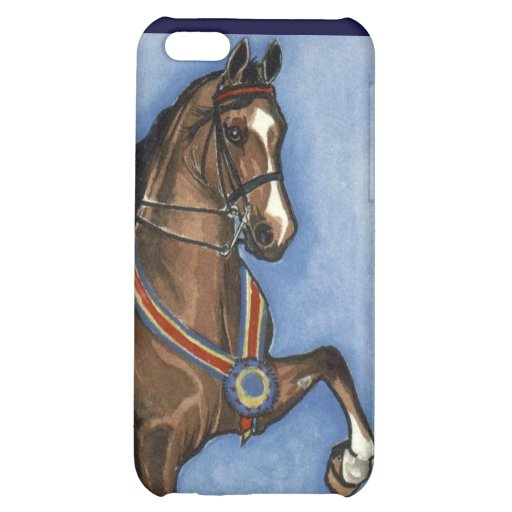 National Show Horse Winner iPhone 5C Cover
