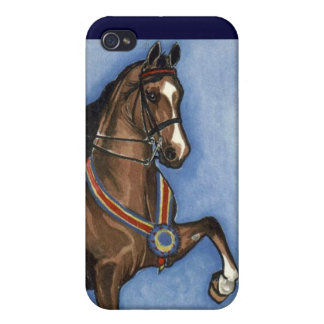National Show Horse Winner iPhone 4 Case
