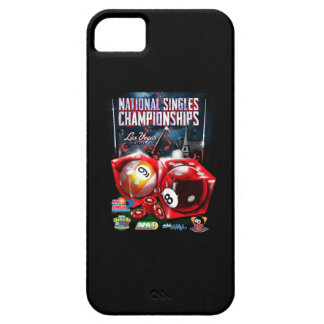National Singles Championships - Dice Design iPhone 5 Cover