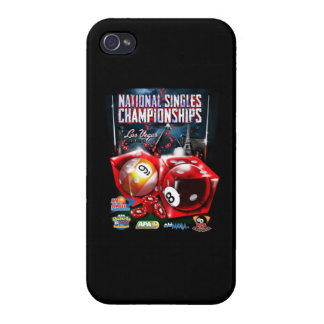 National Singles Championships - Dice Design Case For iPhone 4