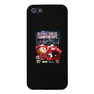 National Singles Championships - Dice Design Case For The iPhone 5