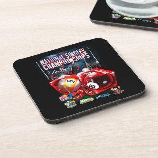 National Singles Championships - Dice Design Coaster