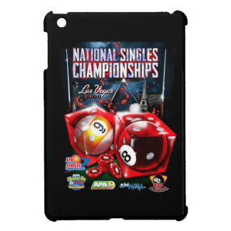 National Singles Championships - Dice Design Cover For The iPad Mini