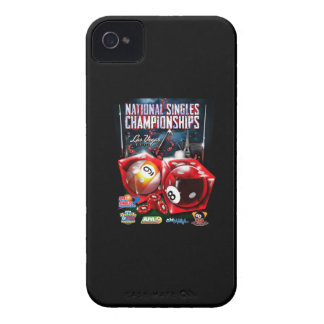 National Singles Championships - Dice Design iPhone 4 Cover