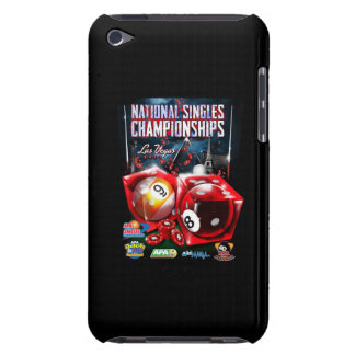 National Singles Championships - Dice Design iPod Case-Mate Case