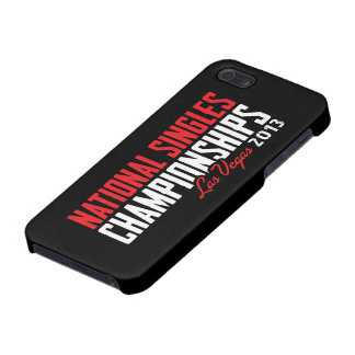 National Singles Championships Las Vegas 2013 Case For iPhone 5/5S