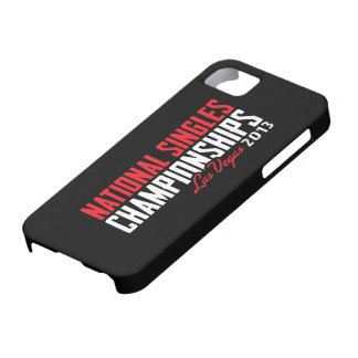 National Singles Championships Las Vegas 2013 Case For The iPhone 5