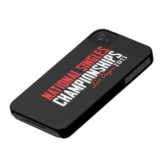 National Singles Championships Las Vegas 2013 Case-Mate iPhone 4 Cases
