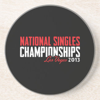 National Singles Championships Las Vegas 2013 Coaster