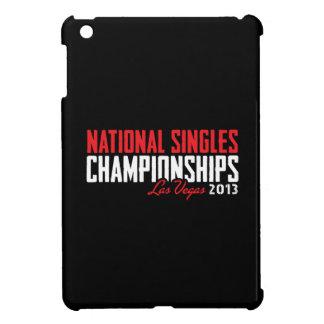 National Singles Championships Las Vegas 2013 iPad Mini Cover