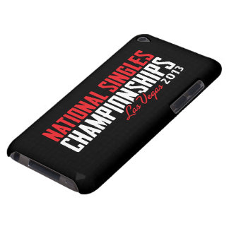 National Singles Championships Las Vegas 2013 iPod Touch Cases