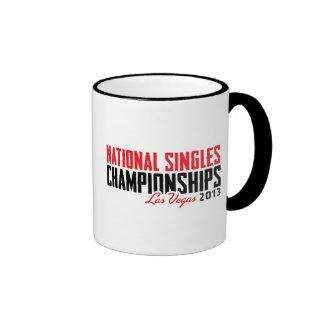 National Singles Championships Las Vegas 2013 Mugs