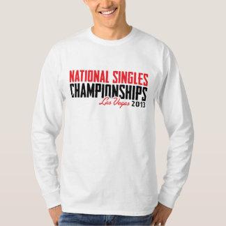 National Singles Championships Las Vegas 2013 T-Shirt