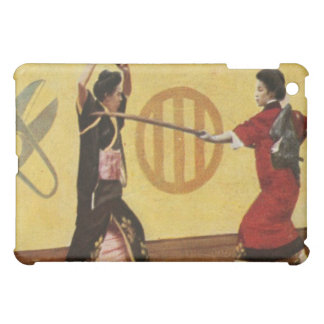 National Sport In 1920 Vintage Style From Japan iPad Mini Case