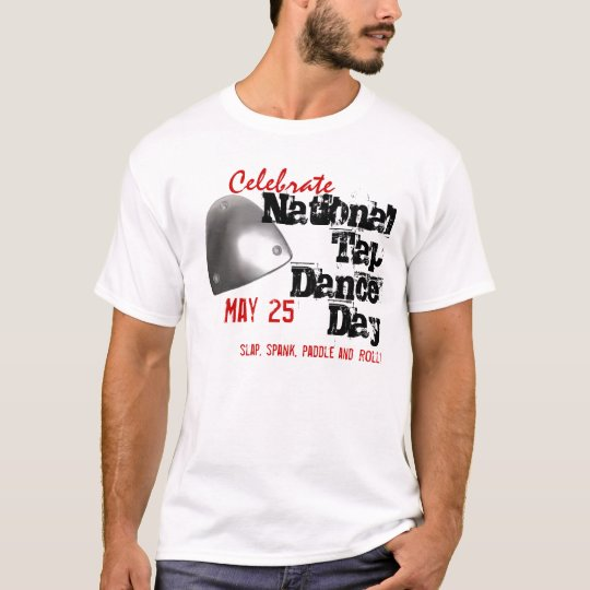 National Tap Dance Day T-Shirt