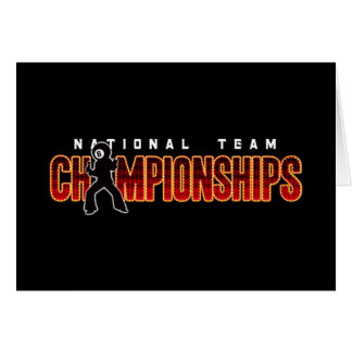 National Team Championships 2 Card