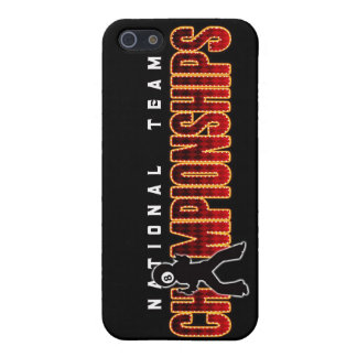 National Team Championships 2 iPhone 5/5S Cover
