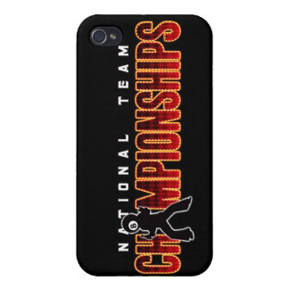 National Team Championships 2 iPhone 4/4S Case
