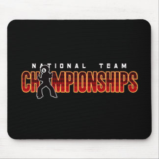 National Team Championships 2 Mouse Mat