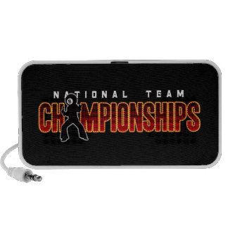 National Team Championships 2 Mp3 Speaker
