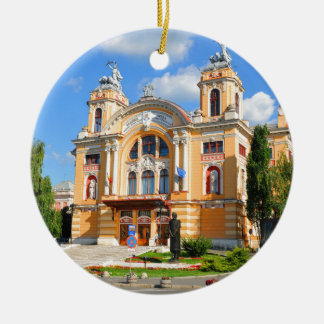 National Theatre and Opera in Cluj Napoca, Romani Christmas Ornament