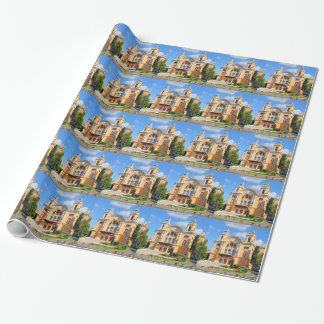 National Theatre and Opera in Cluj Napoca, Romani Wrapping Paper