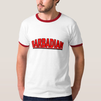 "Nationalities - ""Barbadian"" T-Shirt"