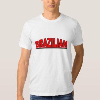 """Nationalities - """"Brazilian"""" Tshirt"""