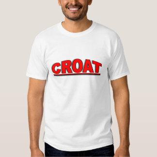 "Nationalities - ""Croat"" T Shirt"