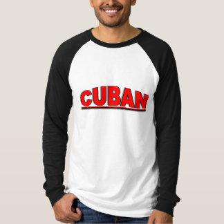 "Nationalities - ""Cuban"" Tshirt"