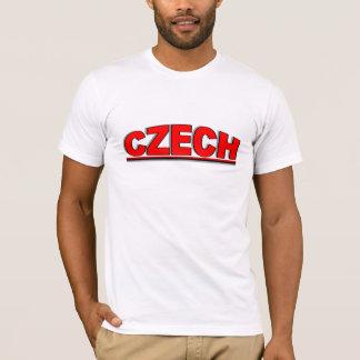 """Nationalities - """"Czech"""" T-Shirt"""