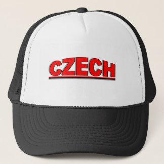 """Nationalities - """"Czech"""" Trucker Hat"""