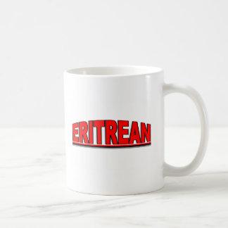 "Nationalities - ""Eritrean"" Basic White Mug"