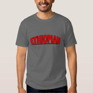 "Nationalities - ""Ethiopian"" T-shirts"