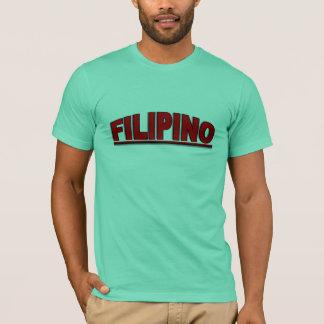 """Nationalities - """"Filipino"""" T-Shirt"""