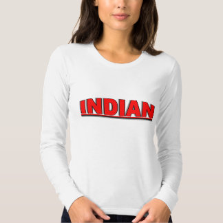 "Nationalities - ""Indian"" T Shirts"