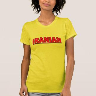 """Nationalities - """"Iranian"""" T Shirts"""
