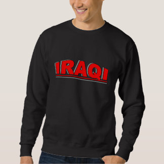 "Nationalities - ""Iraqi"" Sweatshirt"