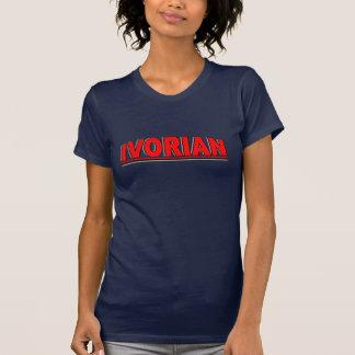 """Nationalities - """"Ivorian"""" T-shirts"""
