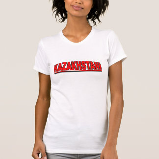 """Nationalities - """"Kazakhstani"""" T Shirt"""