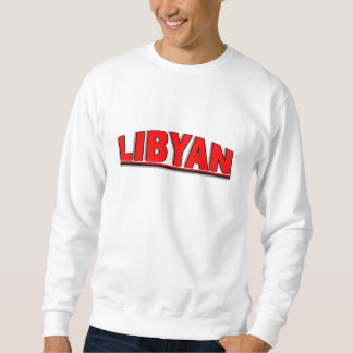 "Nationalities - ""Libyan"" Sweatshirt"