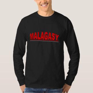 """Nationalities - """"Malagasy"""" Shirt"""