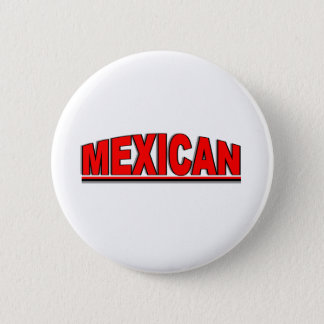 """Nationalities - """"Mexican"""" 6 Cm Round Badge"""