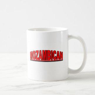 "Nationalities - ""Mozambican"" Basic White Mug"