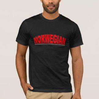 """Nationalities - """"Norwegian"""" T-Shirt"""