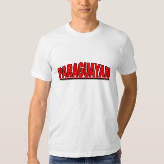 """Nationalities - """"Paraguayan"""" Shirt"""