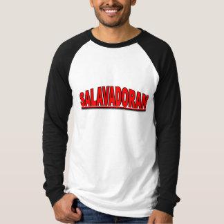 """Nationalities - """"Salvadoran"""" T-Shirt"""