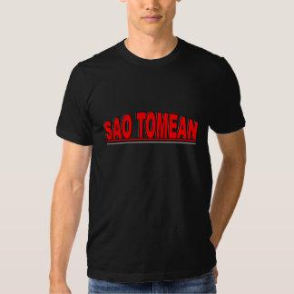 "Nationalities - ""Sao Tomean"" T Shirt"