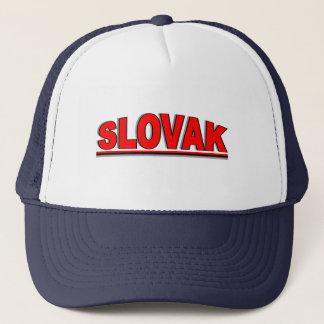 "Nationalities - ""Slovak"" Trucker Hat"