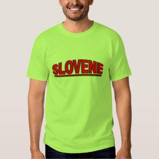 """Nationalities - """"Slovene"""" T-shirt"""